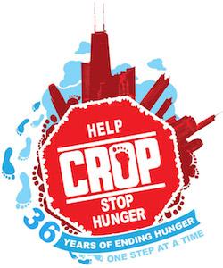 36th Chicago Crop Walk Logo